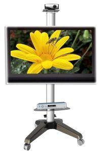 32-65inch Displays/TV (PSF204)를 위한 이동할 수 있는 손수레