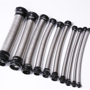 Los conductos de metal flexible con recubrimiento
