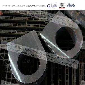 Structure en acier Usinage de pièces de fabrication 01