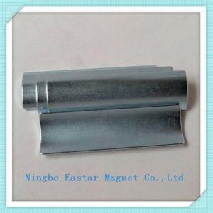 N38uh Arc форму Постоянный Неодимовый магнит для двигателя
