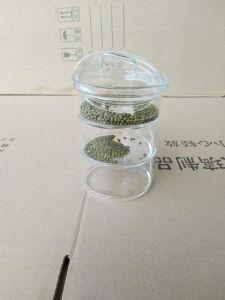 乾燥した食糧のためのスペース保存された多機能の高いホウケイ酸塩ガラスの瓶