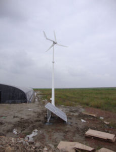 Qingdao Anhua 2kw Pitch Controlled Wind Turbine per Home, Farm
