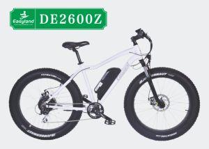 26-дюймовый электрический жир велосипед с литиевой батареей