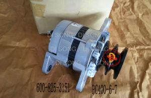 Generador de Komatsu PC400-6 el motor (7)