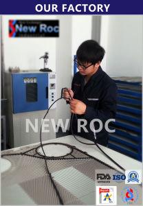 B110 FDAの証明ISO9000の証明のための熱交換器のガスケット