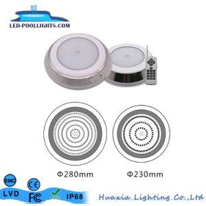 12V impermeabilizzano l'indicatore luminoso piano della piscina di 316ss messo parete LED per il raggruppamento concreto