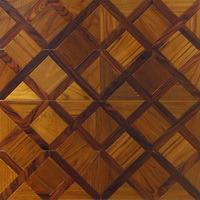 450x450x15mm parquet multicouches des panneaux de plancher