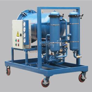 Coaleascense della serie disidratata del purificatore di olio LYC-J da filtrazione portatile