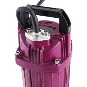 Qdx série submersible de basse pression de pompe électrique pour l'eau propre