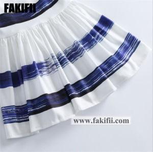 2019 printemps/été, les enfants Vêtements enfants/vêtements de bébé Stripe Flower Girl Dress