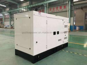 50 kVA générateurs diesel silencieux (4BTA3.9-G2) (GDC50*S)