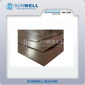 Hoja de grafito con una malla metálica Fuente del Sol B204