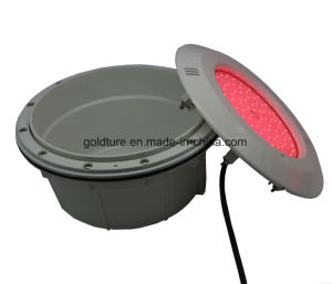 Resina subacquea di RGB dello stagno del IP 68 dell'indicatore luminoso del raggruppamento del riflettore 12V del LED riempita
