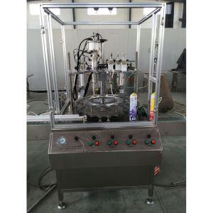 Máquina de enchimento de aerossóis automática
