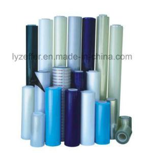 PE Film protecteur pour panneau composite aluminium/ Surface métallique/profil en aluminium/porte et fenêtre/feuille PVC/de bonne qualité