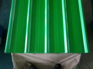 2018 Professional Pressd couleur toiture/trapézoïdal en acier ondulé tôle de toit