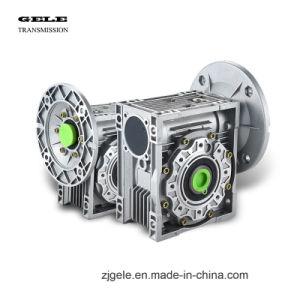 중국 Motorvario 동등한 은 색깔 벌레 감속장치 상자 벌레 흡진기