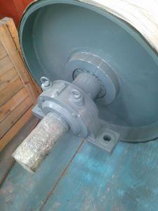 Транспортный ремень шкива барабана головки блока цилиндров, задний шкив коленчатого вала, шкив с приводом