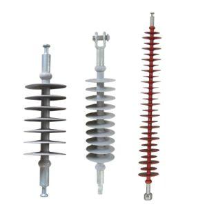 Silikon-lange Rod-zusammengesetzte Gummiisolierung für elektrische Zeile
