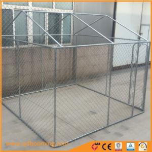 Sicherheitskette-Link-Hundehundehütten