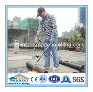 屋根シートとして米国ASTMの立場の瀝青の防水材料