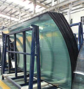 2-19mmの平らな、曲げられた超余分明確なフロートガラス