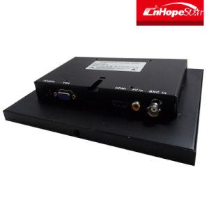 BNC Industrial AV HDMI 7 Pulgadas Mini LED Prueba CCTV Monitor para el sistema de seguridad