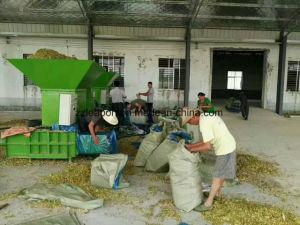 動物のための干し草の梱包機またはトウモロコシのわらのサイレージの正方形の梱包機