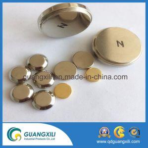 N35 N38 N40 NdFeB Dauermagnet mit Nickelplattierung