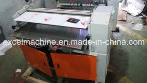 熱い溶解の接着剤のためのペーパーつく機械