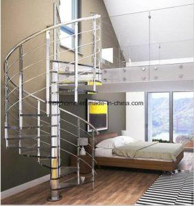 装飾的な屋内か屋外の錬鉄階段手すり