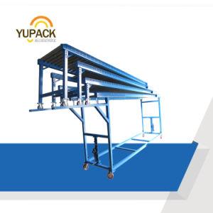 Гладкая поверхность погрузчика конвейер /контейнер разгрузочный транспортер в гостях у производителя