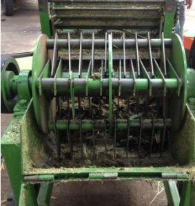 L'herbe de la machine de hachage de paille/Broyeur de paille