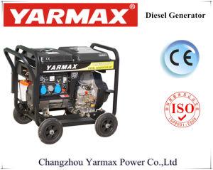 Diesel enfriados por aire doble función: Generador de soldadura
