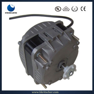 Electrodoméstico 1550-1800 rpm del motor eléctrico de Polo sombreado de pecho de hielo