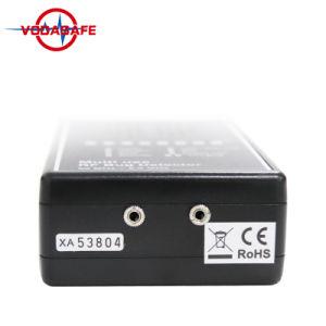 Alta sensibilidad del detector de señal inalámbrica la exposición de la Cámara Multiuso Bug RF Detector con la pantalla del dispositivo de sensibilidad acústica Anti-Spy