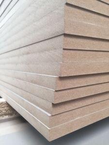 Las materias de madera MDF MDF / Precios / placa de MDF normal para muebles
