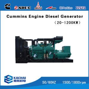 Gruppi elettrogeni diesel della Cina 1000kVA con Cummins Engine Kta38-G5