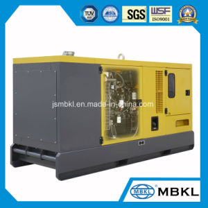 중국 자동 시작 Cummins Engine의 강화되는 전기 플랜트 350kw/438kVA 디젤 엔진 발전기 세트