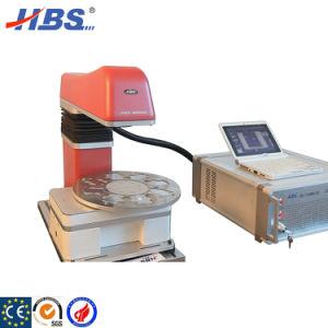 30W 귀 꼬리표 섬유 Laser 표하기 기계