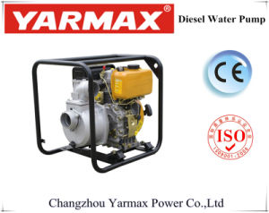 3 pulgadas de agua Bomba con motor diesel de 178F