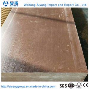 El comercio Garantía de 28 mm resistente al agua Keruing pegamento para piso de madera contrachapada de contenedores