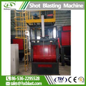 Sprünge, die Maschinen-/Rad-Startenmaschine Sandblasting sind