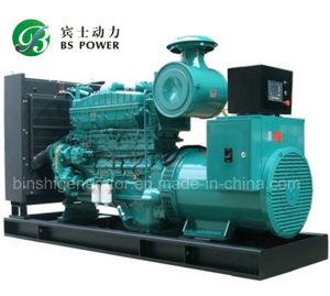Cummins Engine 6ztaa13-G2 (BCS380)를 가진 380kw/475kVA 발전/발전기 세트