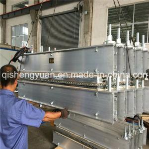 알루미늄 프레임 물에 의하여 냉각되는 컨베이어 고무 벨트 Vulcanzier
