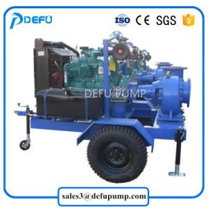 Лучшее качество высокого расхода подвижной дизельного двигателя водяного насоса