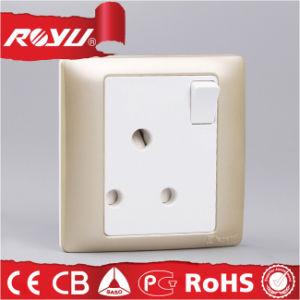 De Elektrische Contactdoos van de Goedkeuring van BS