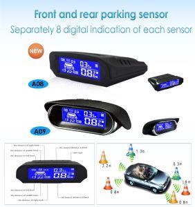 El sensor de aparcamiento de alta calidad de 6 sensores de aparcamiento Sistema de ayuda al aparcamiento apropiado para un 99% de modelo de coche