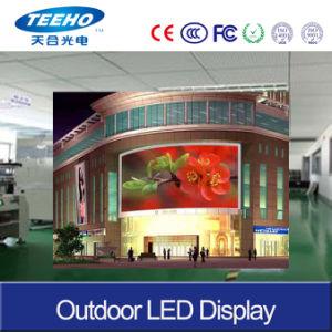 Hautement étanche extérieur P10 Affichage LED