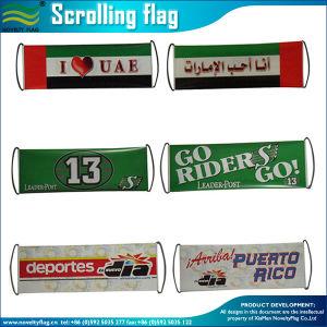 Rolagem de mão retrátil personalizado Bandeira Banner (M-NF35P09006)